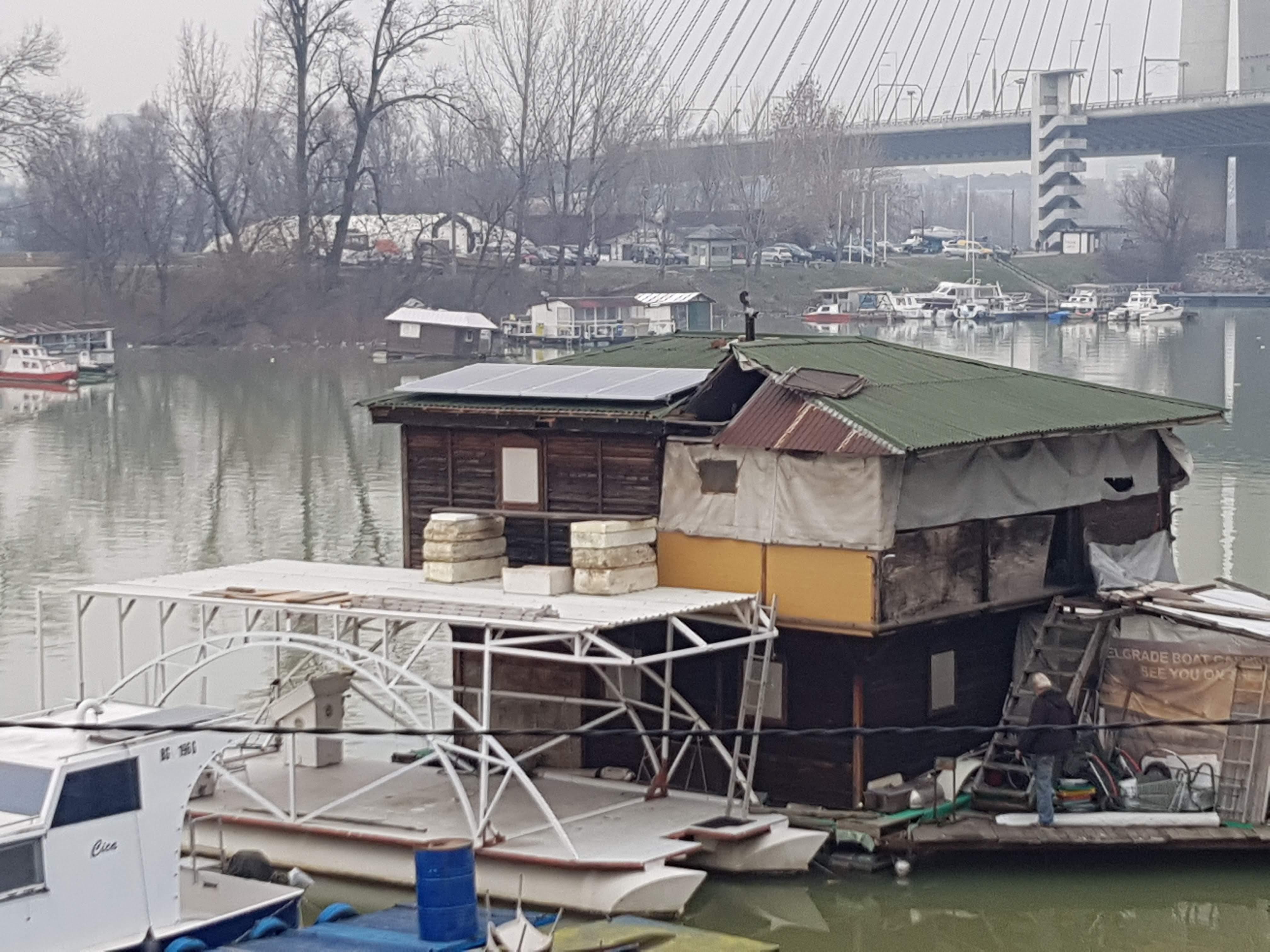 Solarni sistem-Beograd-Ada-1080W