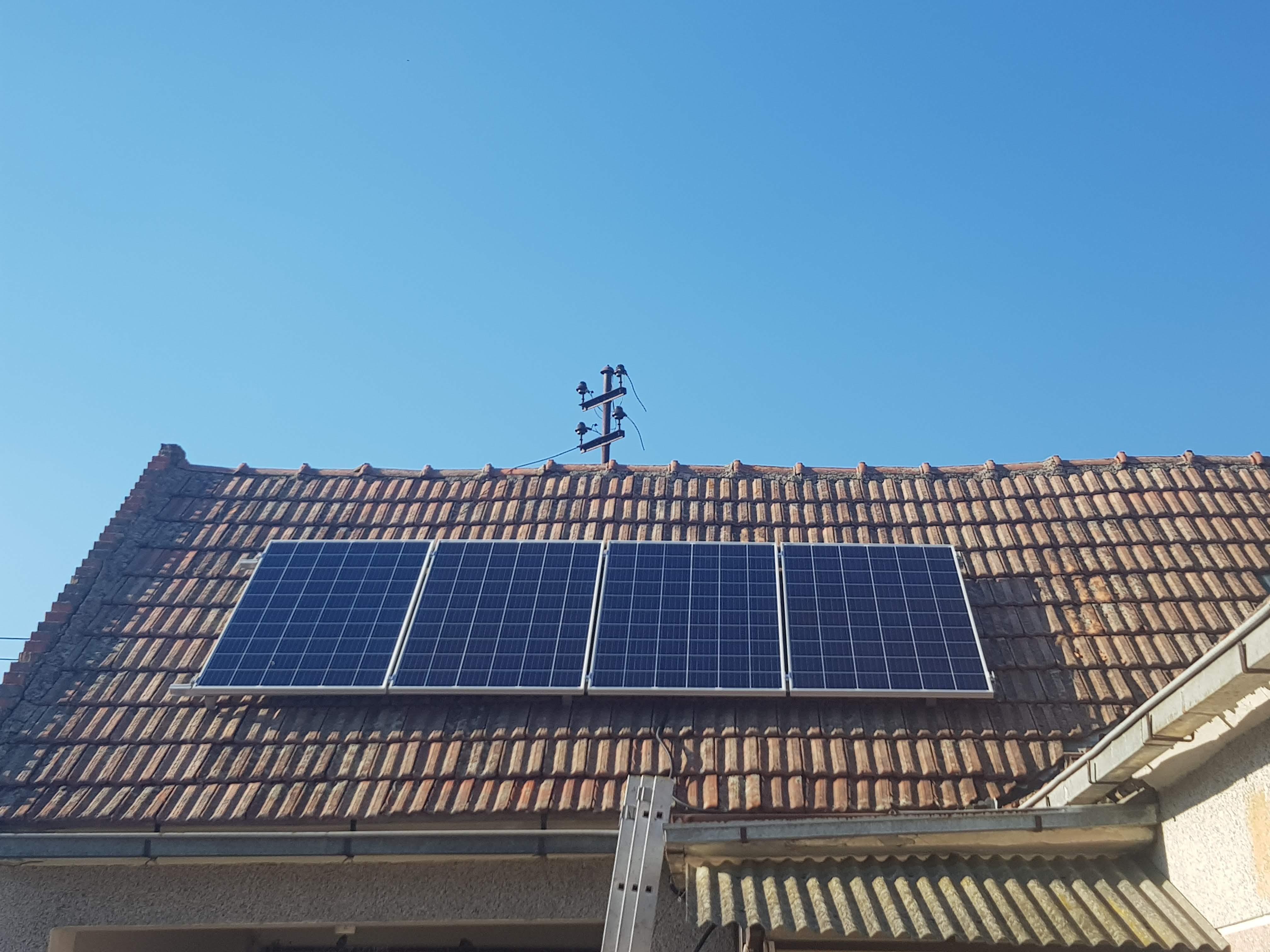 Solarni sistem-Banatska Subotica-1080W