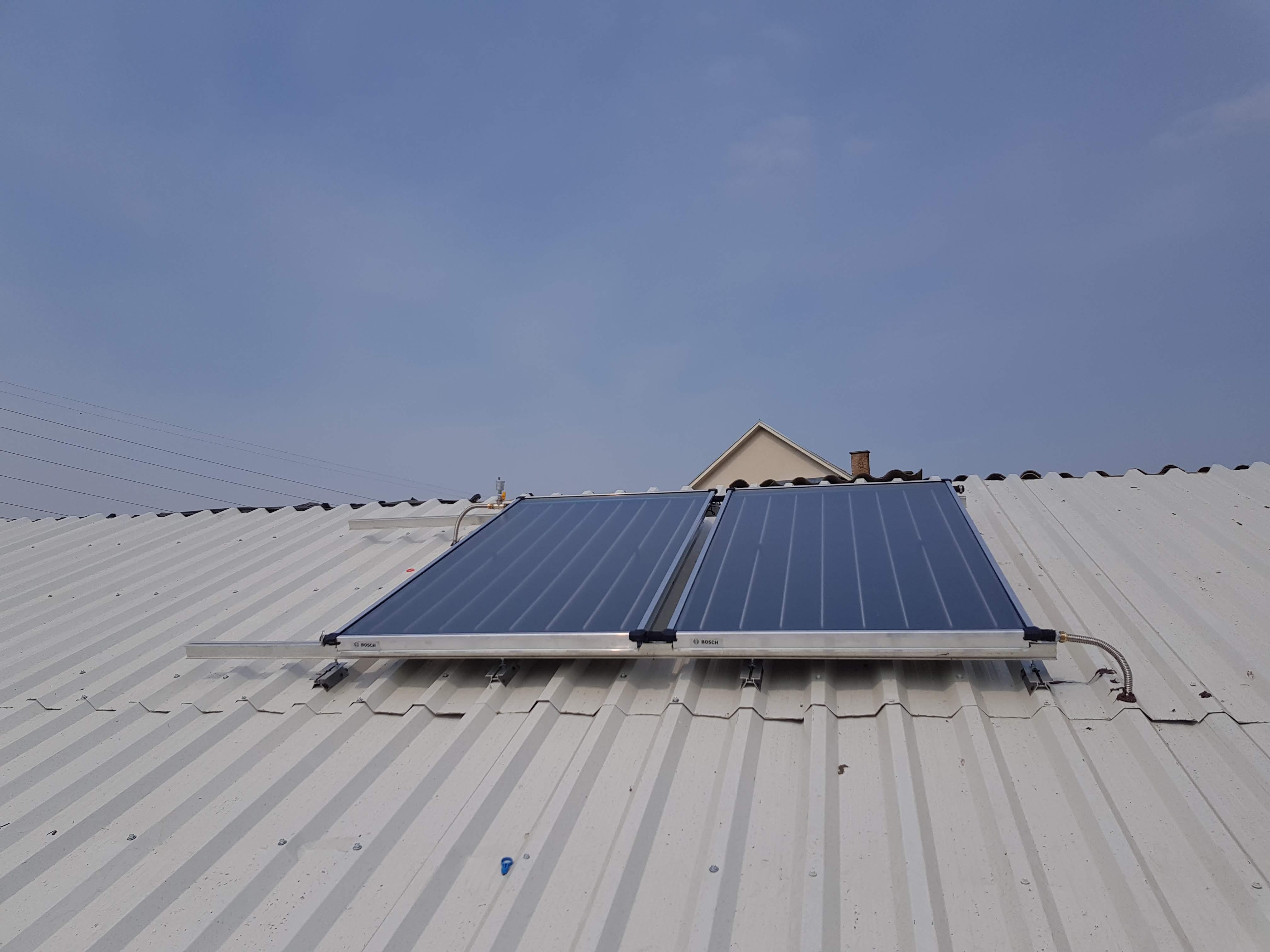 Solarni kolektorski sistem za zagrevajne vode-300 litara