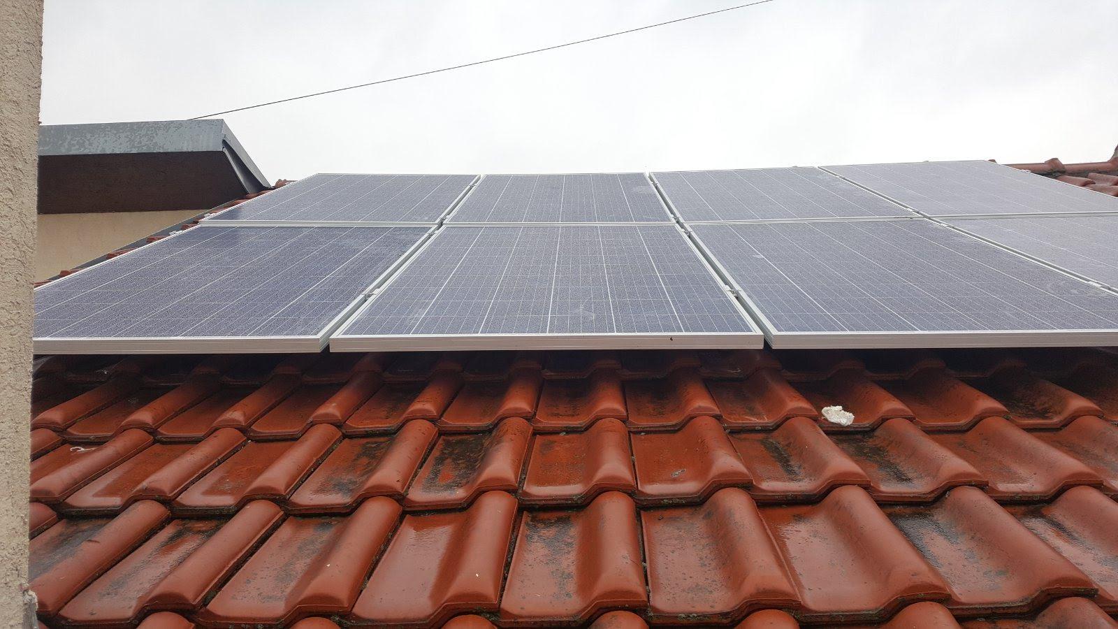 Solarni baterijski sistem-2.8 Kwp-Zvezdara