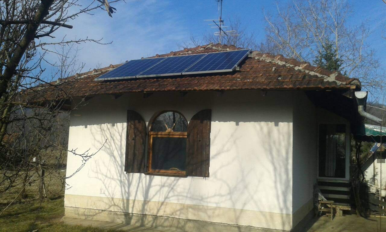 Solarni sistem-Vrnjacka Banja-810W