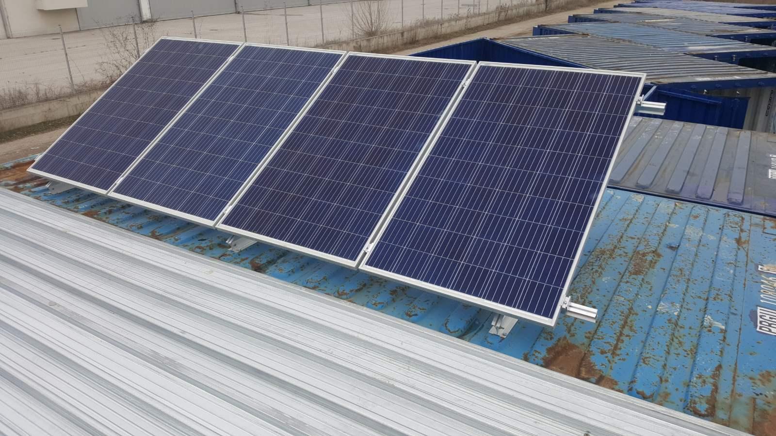 Solarni baterijski sistem-1080W- Niš