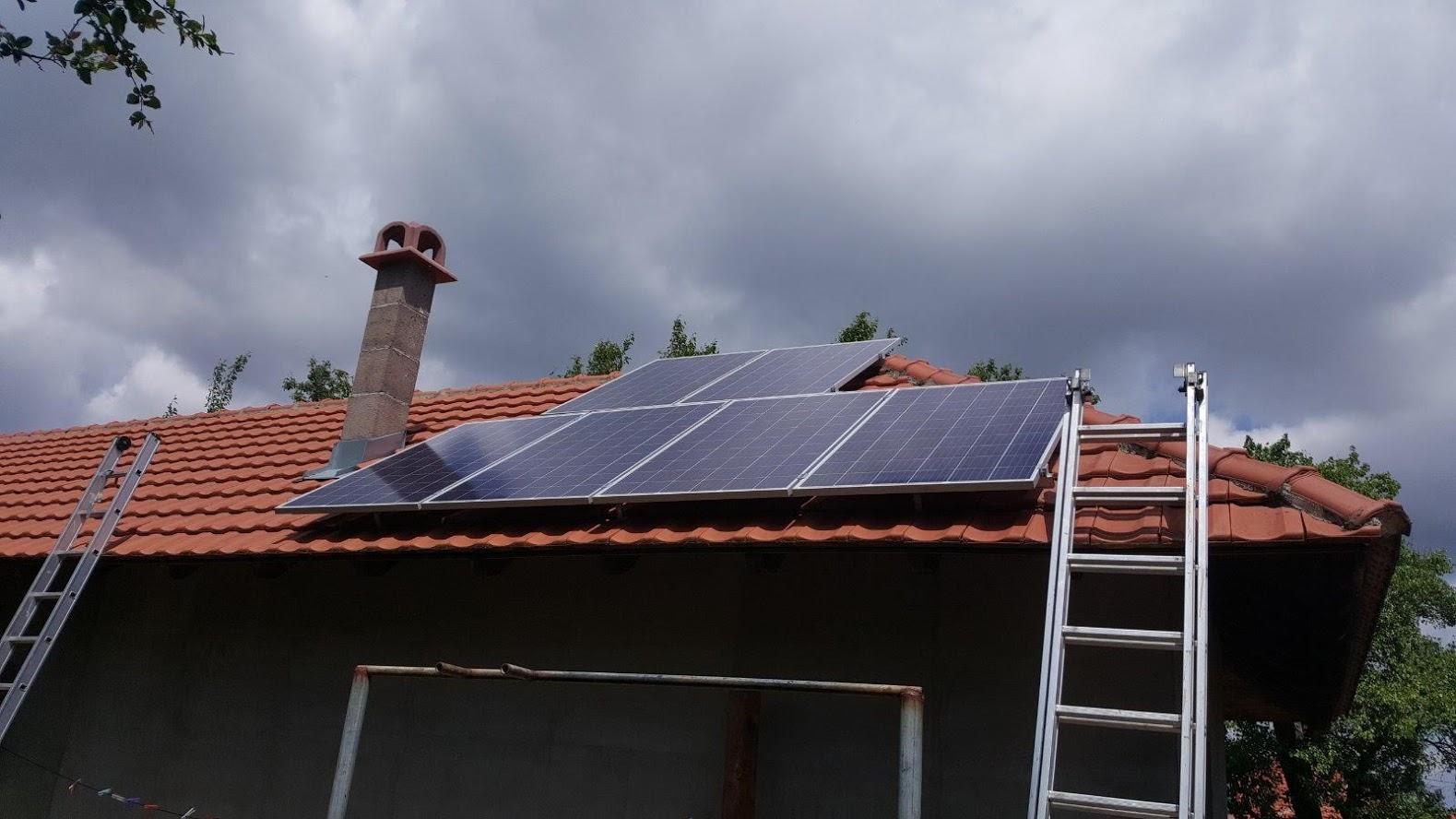 Solarni baterijski sistem-1.7 Kwp- Kumodraž