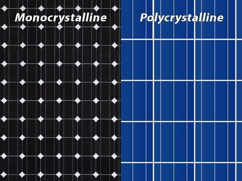 Monokristalni ili polikristalni paneli - koji odabrati?