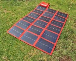 Prenosni solarni paneli - solarna energija za poneti