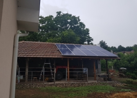 Solarni mrežni sistem-2.8 Kwp