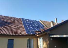 Solarni mrežni sistem-10 Kwp- Padina