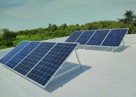 Solarni sistem za napajanje vikendice-2800W-Dunav