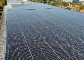 Solarna Elektrana 315 kwp-Cacak