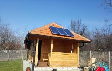 Solarni sistem za vikendice-480W- Kumodraž