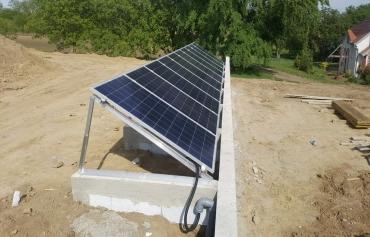 Solarni baterijski sistem-2.8 Kwp-Šid