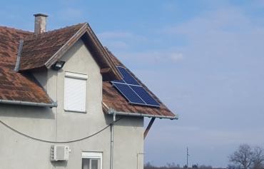Solarni baterijski sistem-1080W- Vrbas