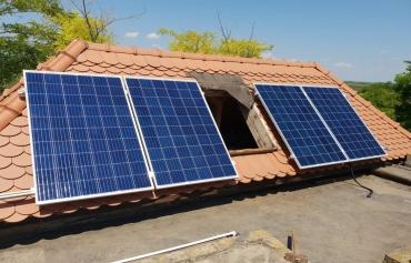 Solarni Baterijski Sistem-1080W- Srbobran