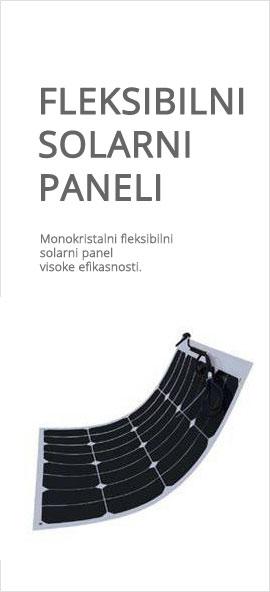 fleksibilni solarni paneli