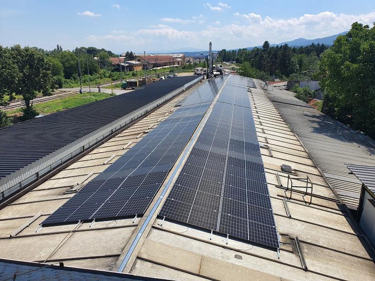 Solarna elektrana 100 kwp
