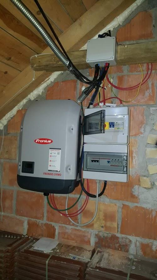 solarni mrezni sistem 5 kW Padina