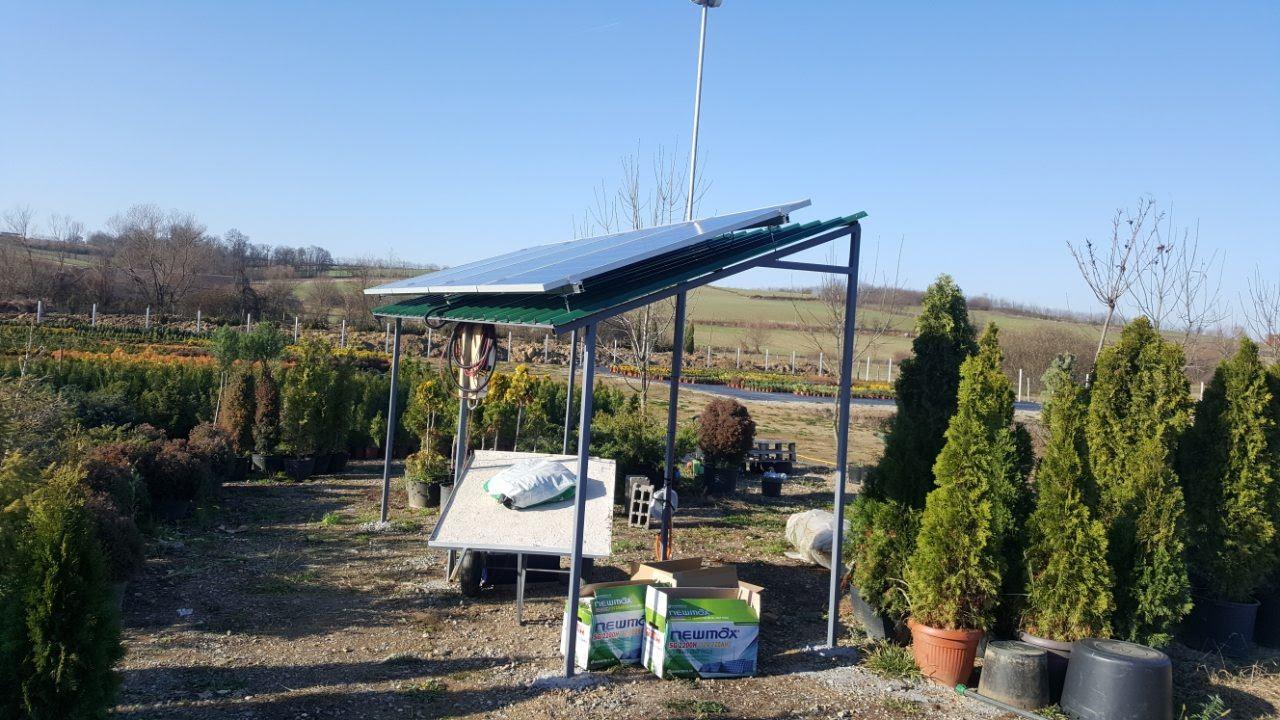 Solarni sistem 1080W