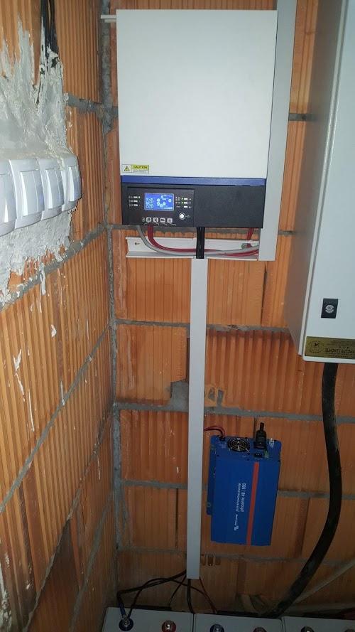 Solarni hibridni invertor 5000W