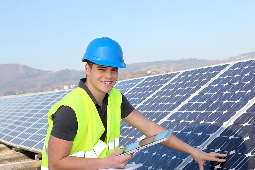 Solarne elektrane izrada
