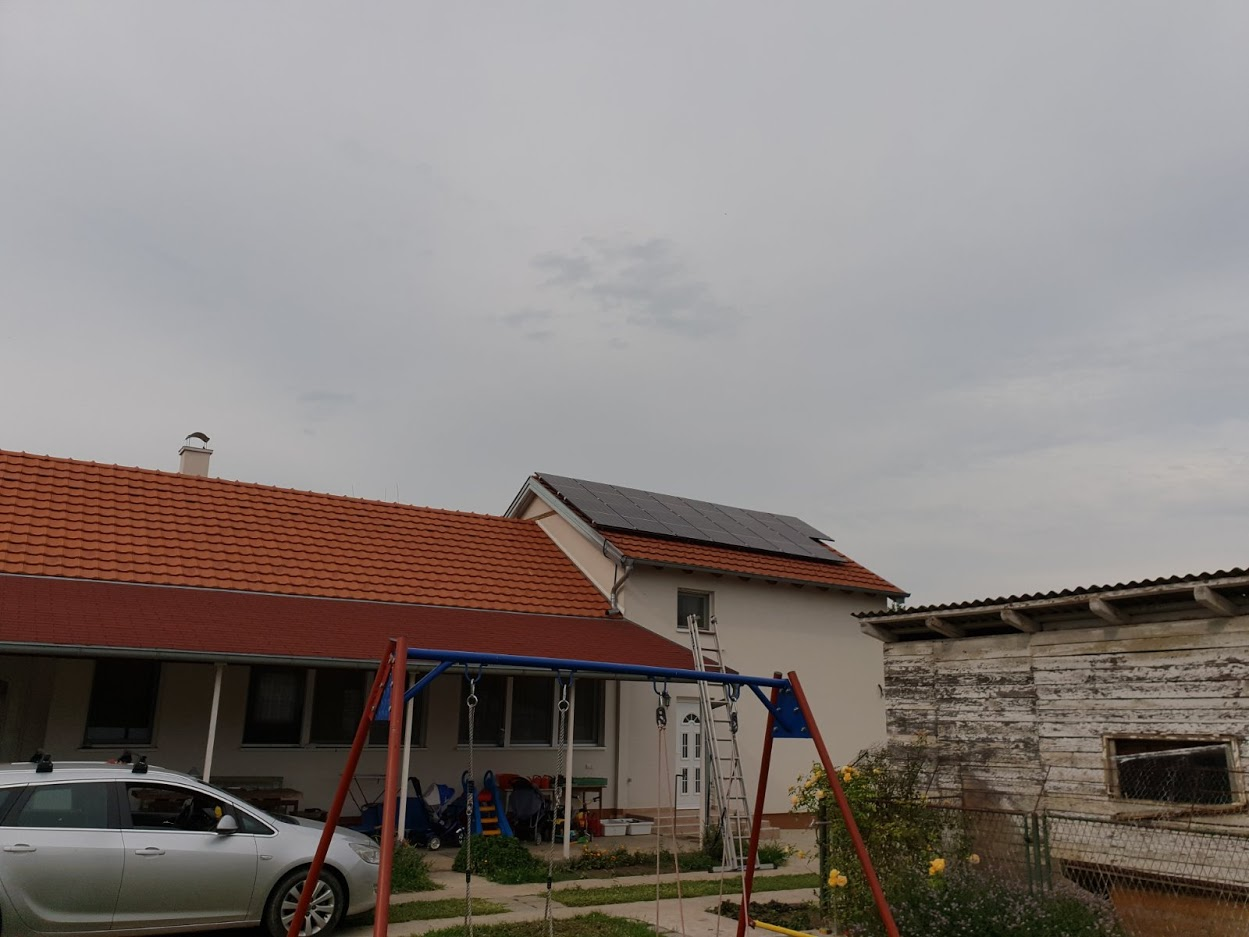 Solarni hibridni sistem 5kw