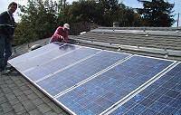 Solarni paneli instalacija