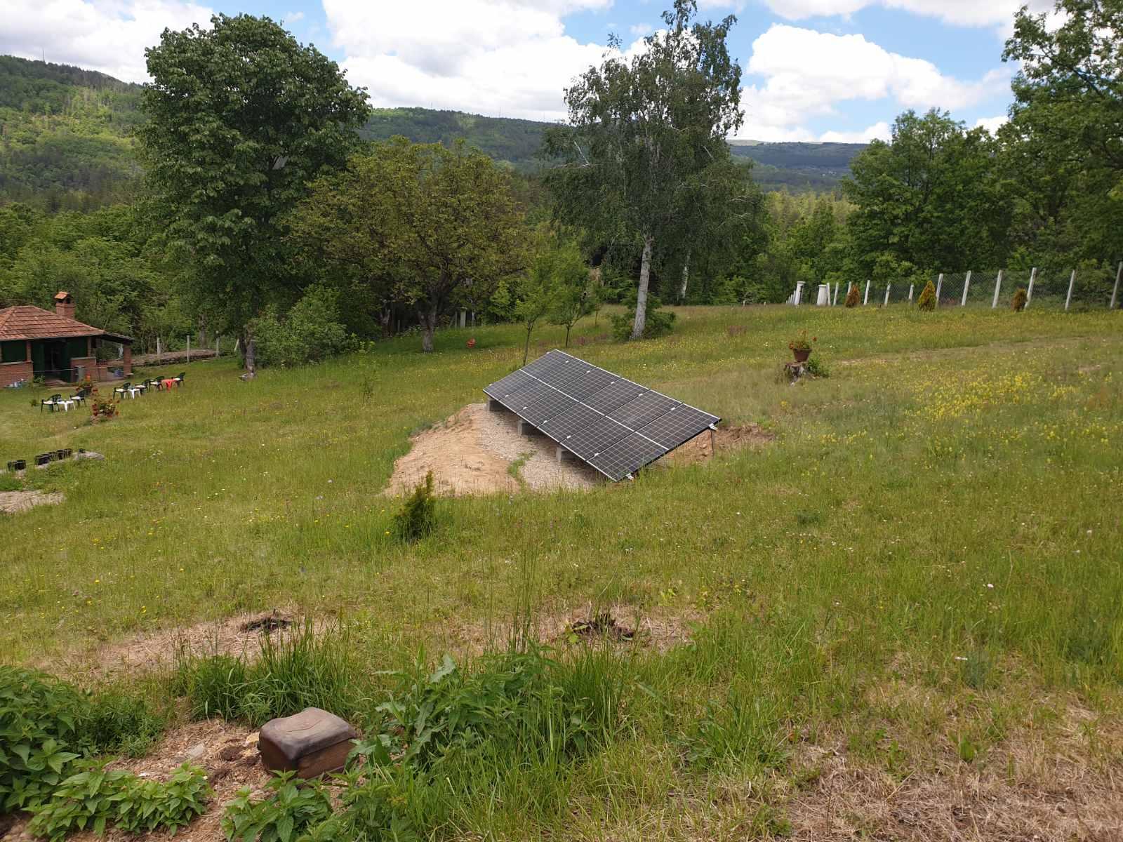 Solarni baterijski sistem-2040 W-Bosilegrad