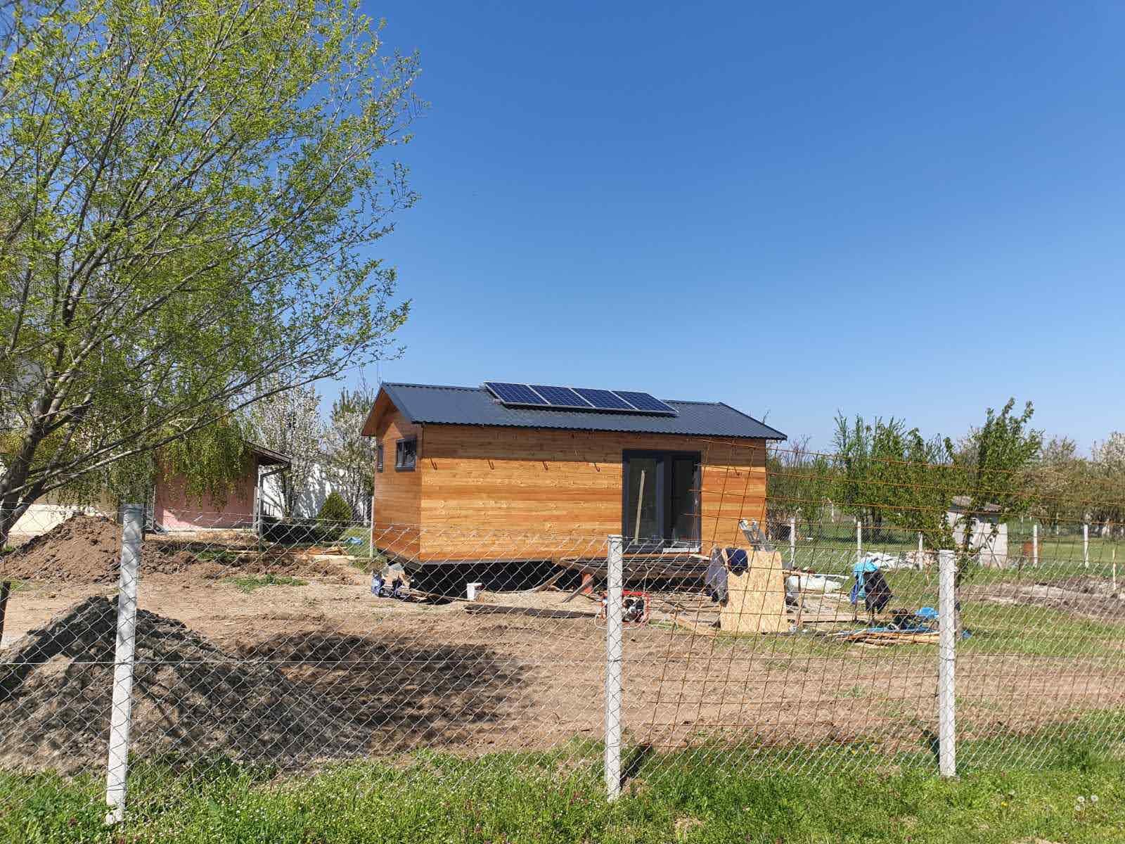 Solarni baterijski sistem 1080W-SF solarni paneli
